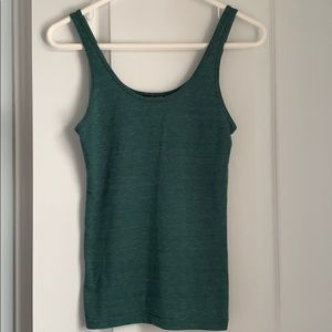 ✨3 FOR $25✨ Topshop Green Tank Top